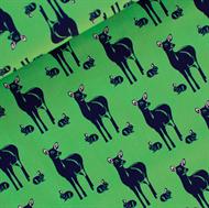 Afbeelding van Oh Deer - M - Vrolijk Groen