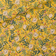 Image de Summer Flowers - S - Viscose - Rayon - Jaune d'Oeuf