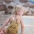 Bild von Summer Flowers - S - Lycra - Eigelb