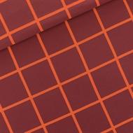Image de Grid - XL - French Terry - Bordeaux